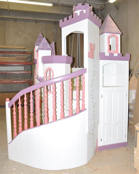 castle bunk beds for braun castle bunk bed a princess castle bed for