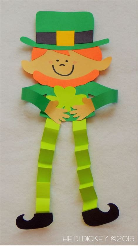 march arts and crafts for 25 best ideas about leprechaun on march