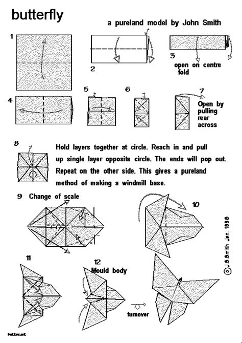 how to make a butterfly origami steps origami butterfly make it for a simple sweet souvenir