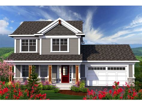 two story home two story house plans small two story home plan for