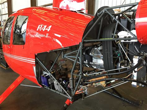 Electric Helicopter Motor by Electric R44 Helicopter Paves Way For Organ Delivery Flyer