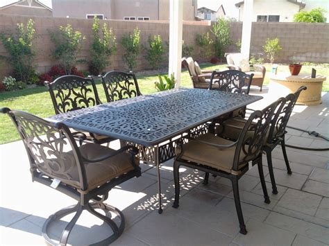 affordable patio dining sets outdoor dining sets affordable oakland living cascade