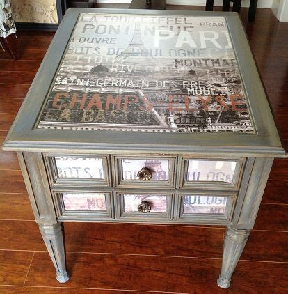 best varnish for decoupage furniture 17 best images about paint and decoupage furniture on