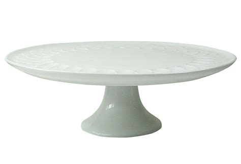 cake stand white porcelain cake stand bia cordon bleu 12 inch by 3 3
