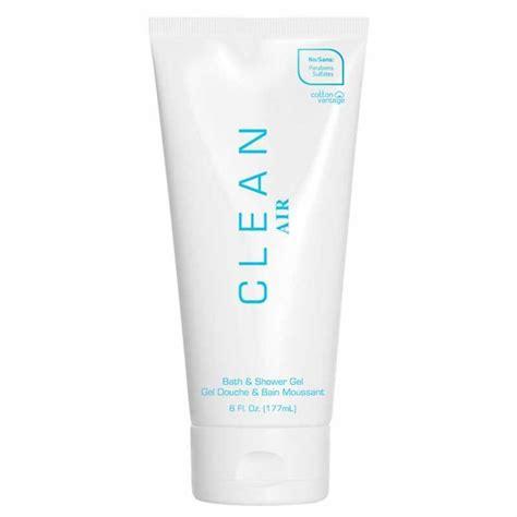 clear air gel clean air bath shower gel 177 ml 25 40