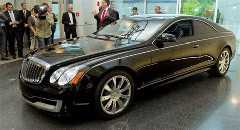 Maybach Exelero For Sale by 5 Most Expensive Maybach Cars Built