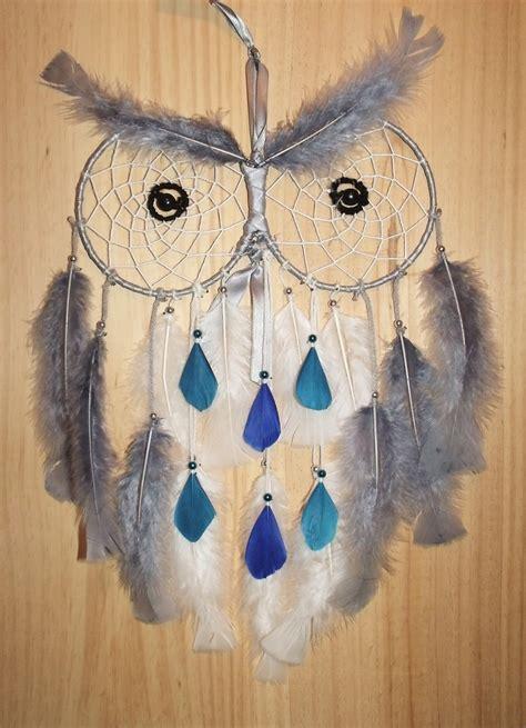 Crochet Decorations by Attrape R 234 Ve Hibou D 233 Corations Murales Par Origin Elle