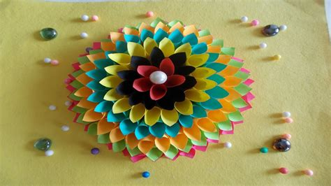 paper crafts for wall decor paper craft ideas for decoration ye craft ideas