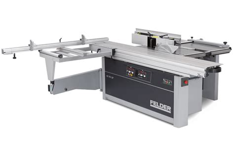 Felder Woodworking Machines Format Sliding Table Saws