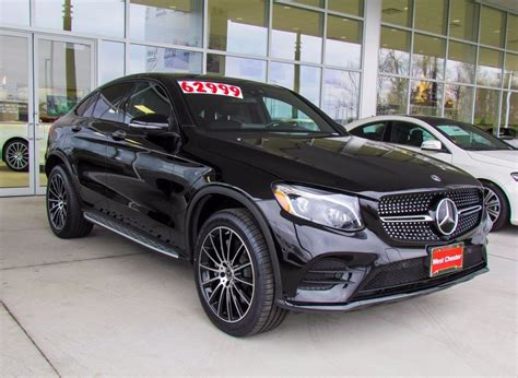 Pre Own Mercedes Sale by Stock W2884p Pre Owned 2018 Mercedes Glc 300 4matic