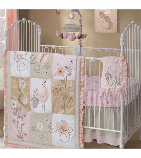 lambs and crib bedding lambs fawn 5 crib bedding set