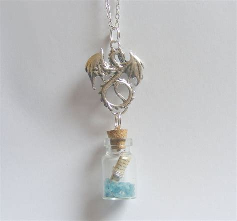how to make jewelry skyrim skyrim inspired tongue prophesy necklace by