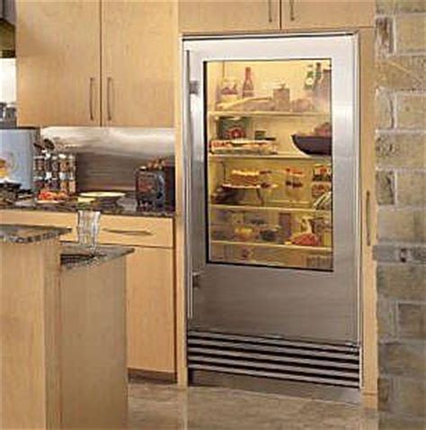 home refrigerator with glass door the world s catalog of ideas