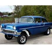 1956 Chevy Gassers  YouTube