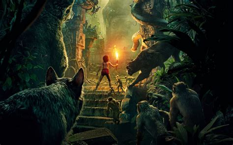 pictures of jungle book the jungle book 2016 wallpapers hd wallpapers