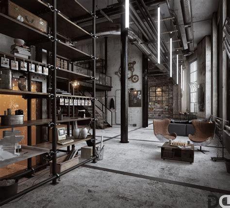 loft industrial 40 lofts that push boundaries