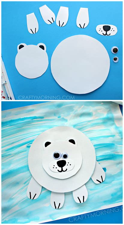 winter paper crafts for 25 winter crafts preschool and toddlers are going to