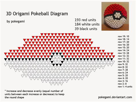 how to make 3d origami animals 3d origami pokeball folding origami