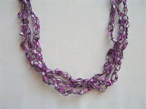 how to make crochet necklace with crochet necklace tutorial by mahlicadesigns mahlicadesigns