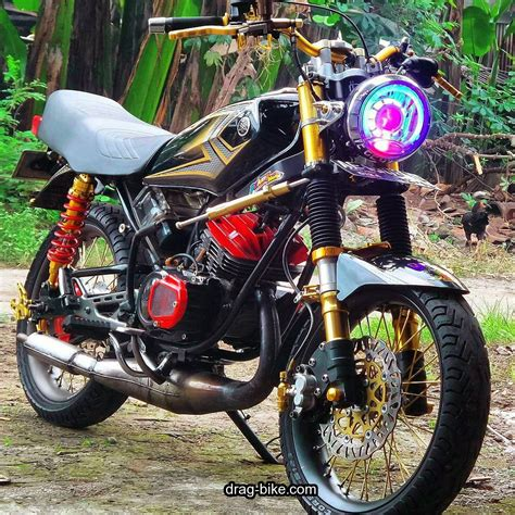 Cari Gambar Motor by Modifikasi Motor Rx King