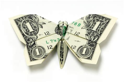 make money origami money origami ignant