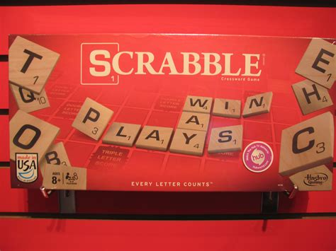 scrabble time fair 2014 hasbro purple pawn