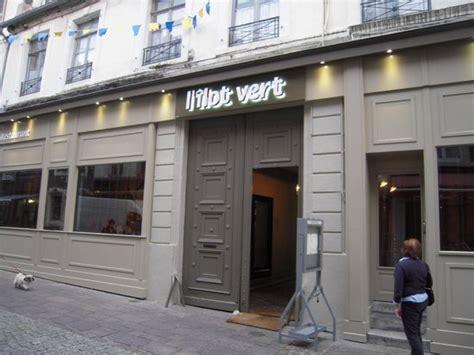 interieur du restaurant picture of l ilot vert boulogne