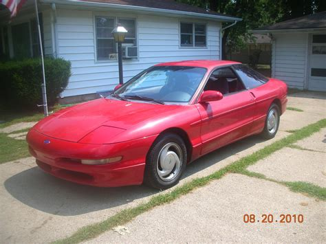 repair voice data communications 1990 ford probe parking system service manual car manuals free online 1993 ford probe user handbook 1993 ford probe