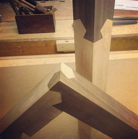 que woodwork clever 3way woodworking joint