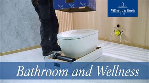 Villeroy Boch Subway Toilet Installation Instructions by Installation Instructions For Viclean I 100 Villeroy