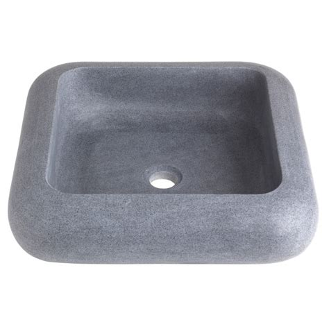 vasque 224 poser carr 233 e grise ardois 233 e 111062