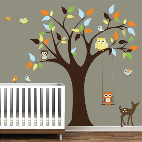 wall nursery decals 17 nursery wall decals and how to apply them keribrownhomes