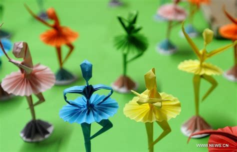 origami ballet dancer folk origami dancers 1 society