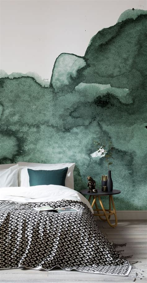 modern wallpaper designs for bedrooms 25 best ideas about watercolor walls on