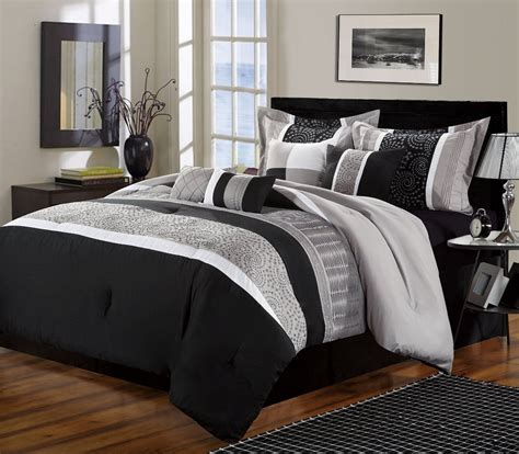 black white and blue comforter sets black and white bedrooms a symbol of comfort that is
