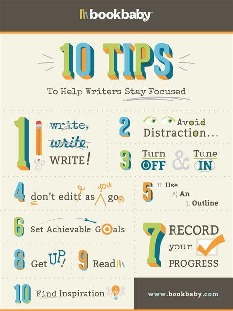 picture book techniques 10 tips for writers writing process focus bookbaby