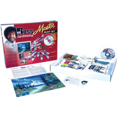 bob ross paintings kit acrylic painting kit for and adults