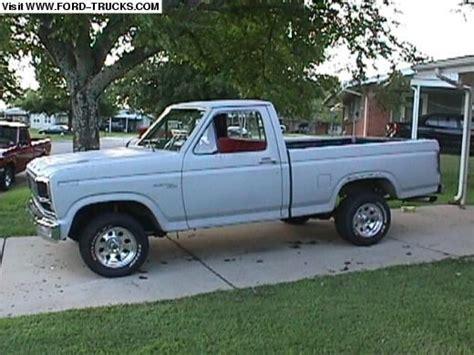 1981 ford f100 4x2 81 f100 trucks ford