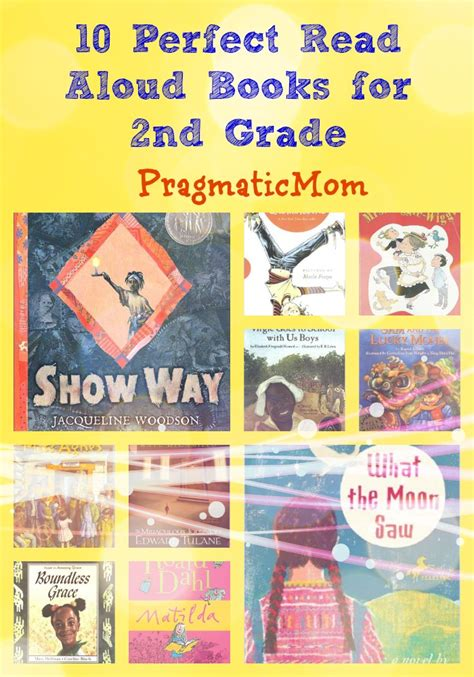 picture book read alouds for 4th grade 10 read aloud books for 2nd grade pragmaticmom