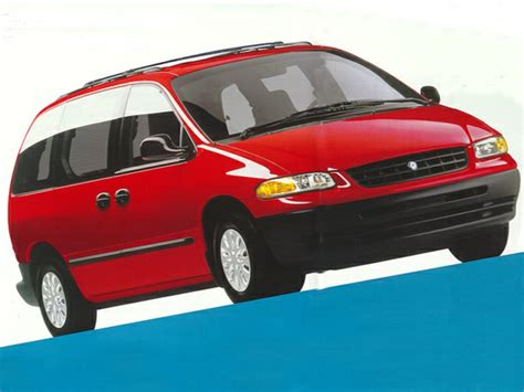 how petrol cars work 1998 plymouth grand voyager interior lighting 1998 plymouth voyager overview cars com