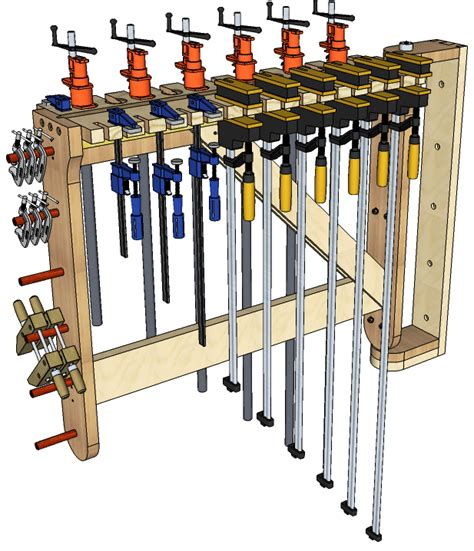 woodworking cl rack plans swivel cl storage 139 3d woodworking plans