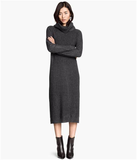 h m knit dresses 100 closetful of clothes