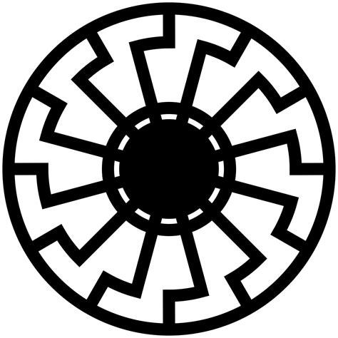black sun black sun occult symbol