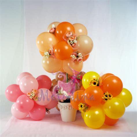 centerpieces ideas for birthday 1st birthday balloon centerpieces