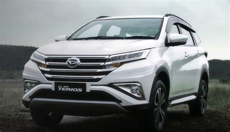 Daihatsu Indonesia by New 2018 Daihatsu Terios Makes Debut In Indonesia