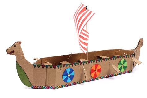 viking crafts for to make how to make a viking longboat hobbycraft