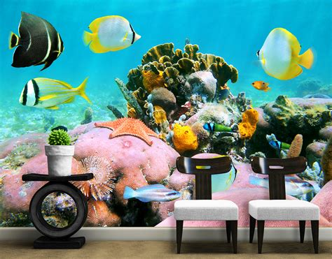 the sea wall mural your decal shop nz designer wall decals wall stickers wall