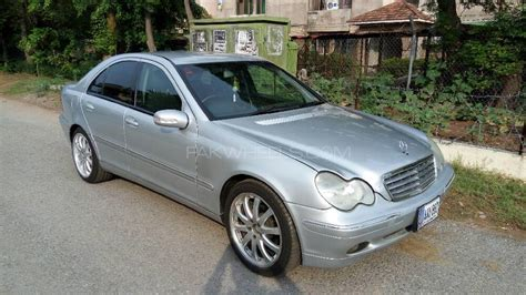 Mercedes C Class 2003 by Mercedes C Class Coupe C200 2003 For Sale In Sialkot