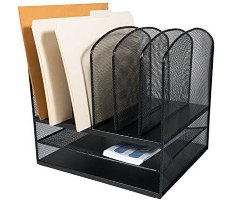 desk folder organizer adiroffice mesh desk organizer desktop paper file folder