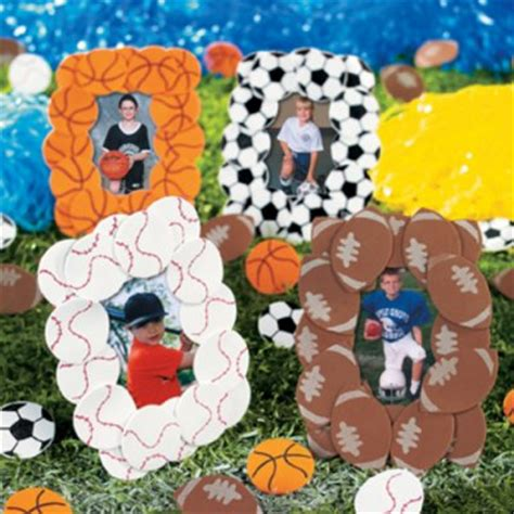 sports themed crafts for 25 unique sport craft ideas on sports